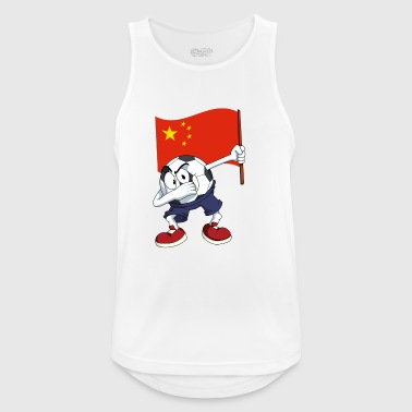 China Dabbing football - Men's Breathable Tank Top