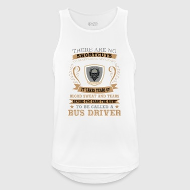 BUS DRIVER TSHIRT BUS DRIVER TSHIRT GIFT - Men's Breathable Tank Top