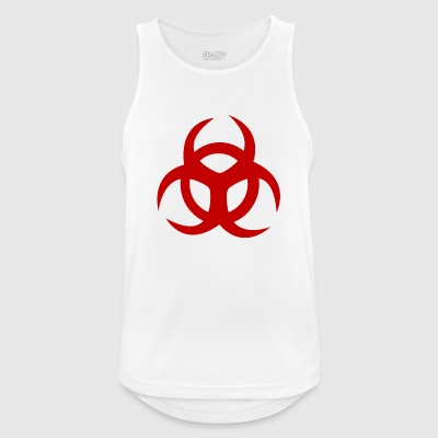 Toxic - Men's Breathable Tank Top