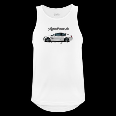 Legends never the - 3 Legends - Men's Breathable Tank Top