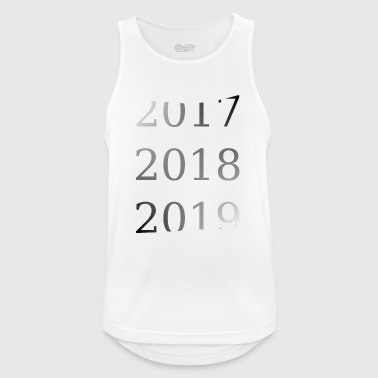 2018 - Men's Breathable Tank Top