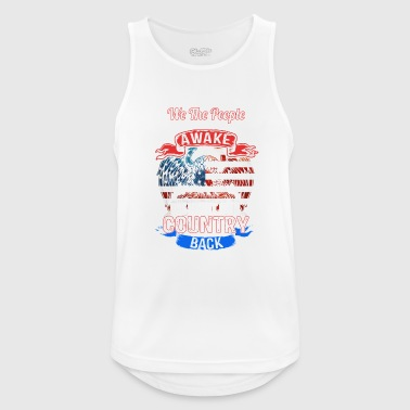 country - Männer Tank Top atmungsaktiv