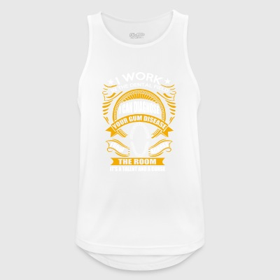 10 - Men's Breathable Tank Top
