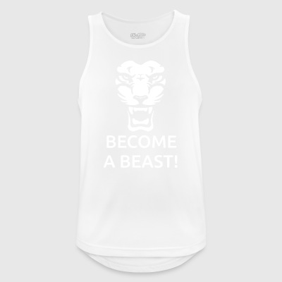 Beast W - Men's Breathable Tank Top