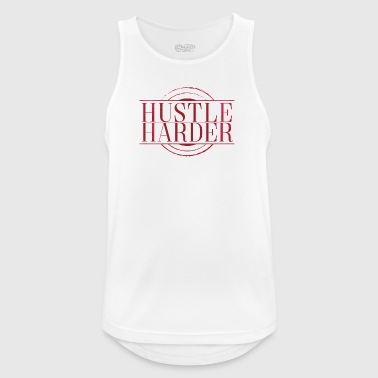 Hustle-Harder - Débardeur respirant Homme