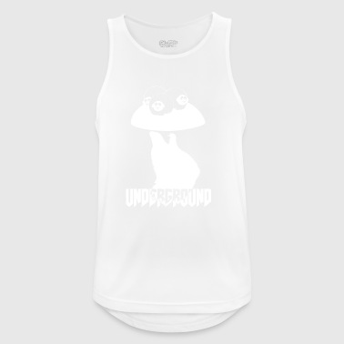 underground wite - Men's Breathable Tank Top