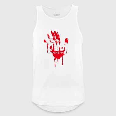 Zombie Apocalypse - Men's Breathable Tank Top