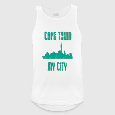 Cape town MY CITY - Men's Breathable Tank Top