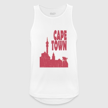 Cape town City - Men's Breathable Tank Top