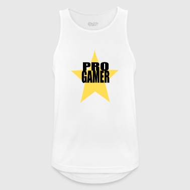 Pro gamers with star - Men's Breathable Tank Top