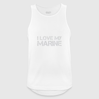 marine - Men's Breathable Tank Top