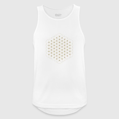 Sacred Geometry · Symbols · Characters · Shapes - Men's Breathable Tank Top