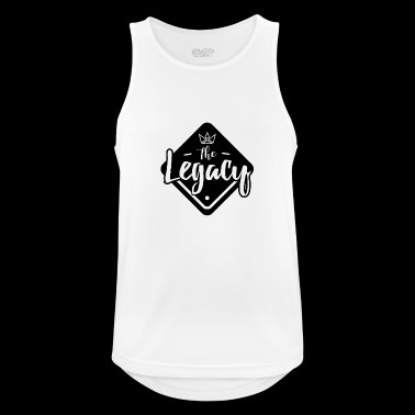 Son - The Legend - Father & Son - Gift - Men's Breathable Tank Top