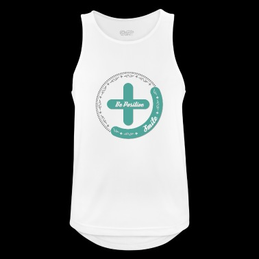 Positive - Men's Breathable Tank Top