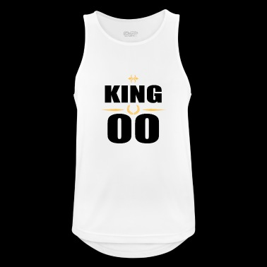King King - Men's Breathable Tank Top