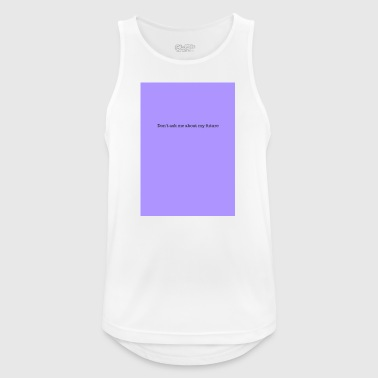 NO FUTURE - Men's Breathable Tank Top