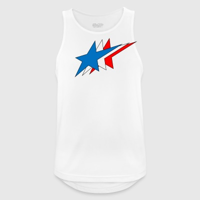 Stars - Men's Breathable Tank Top