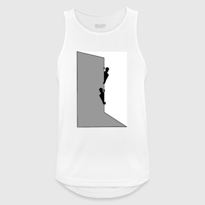 behind the wall - Men's Breathable Tank Top