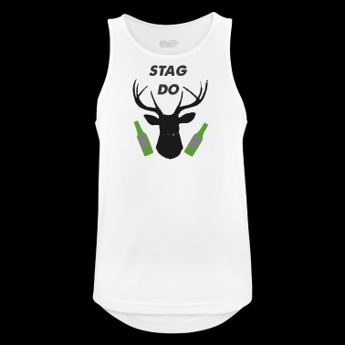 stag do - Men's Breathable Tank Top