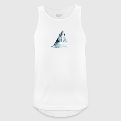 The Riviera - Men's Breathable Tank Top