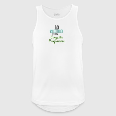 Computer Programmer - Men's Breathable Tank Top