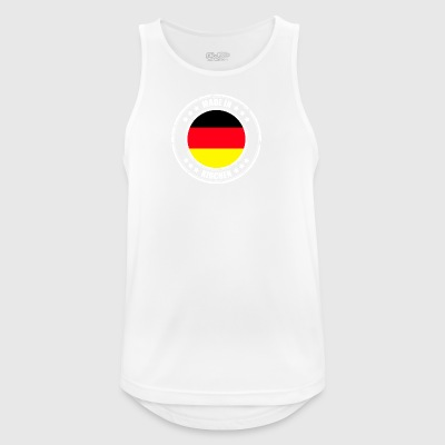 CHURCHES - Men's Breathable Tank Top