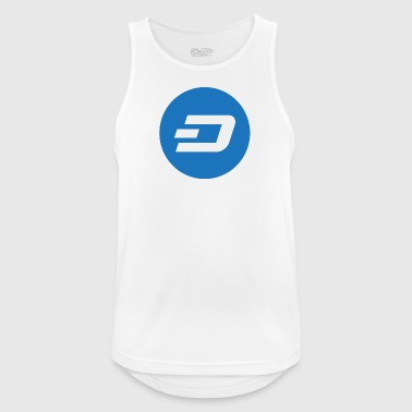 Dash Logo 2 - Men's Breathable Tank Top
