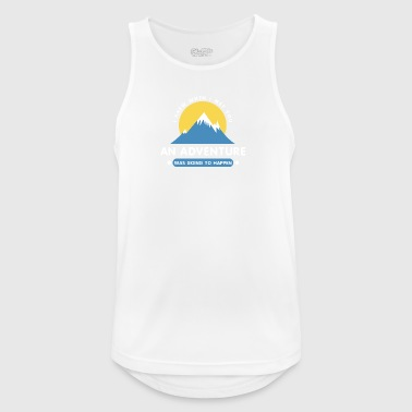 mountains - Men's Breathable Tank Top