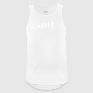 Fitness center - Men's Breathable Tank Top