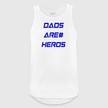 daddydads - Men's Breathable Tank Top