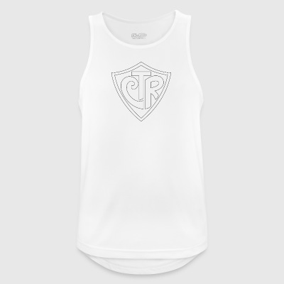 the shield - Men's Breathable Tank Top