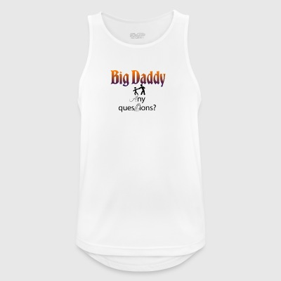 Big Daddy here - Men's Breathable Tank Top