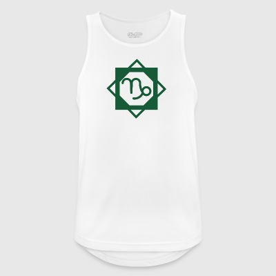 Star sign Capricorn / Zodiac Capricorn - Men's Breathable Tank Top