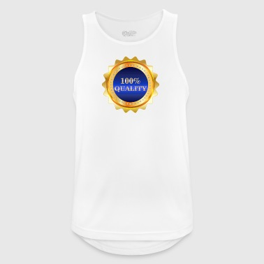 100% Quality - Men's Breathable Tank Top