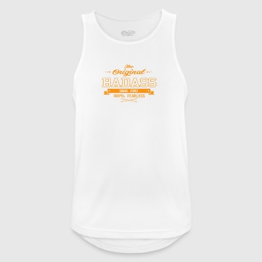 Year of birth - Men's Breathable Tank Top