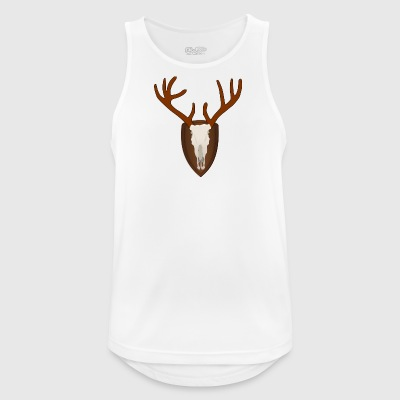 antler - Men's Breathable Tank Top