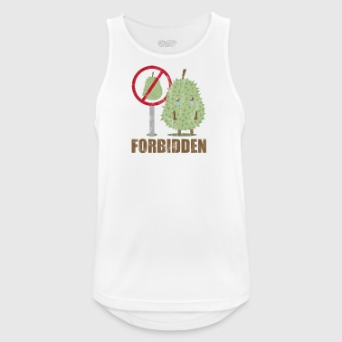 Fruit / Fruit: Avocado - Forbidden - Men's Breathable Tank Top