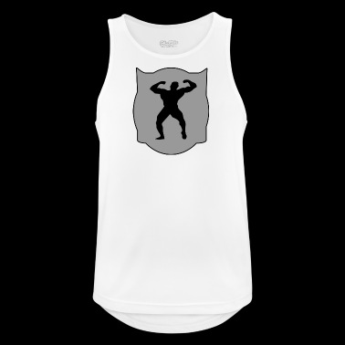 strong - Men's Breathable Tank Top