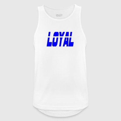 loyal - Men's Breathable Tank Top