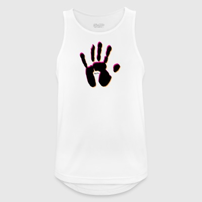 palm - Men's Breathable Tank Top