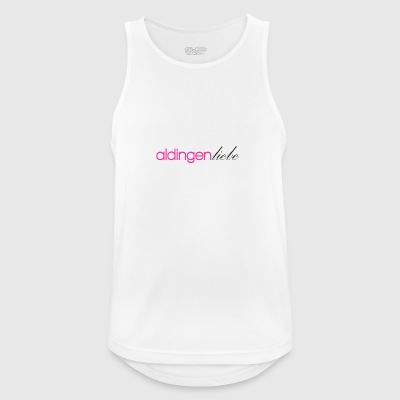 aldingenliebepink - Men's Breathable Tank Top
