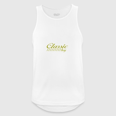 ClassicBoyGold - Men's Breathable Tank Top