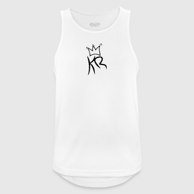 KRbmxSS - Men's Breathable Tank Top