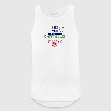 Toy designer - Men's Breathable Tank Top