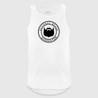 National Beard Association - Men's Breathable Tank Top