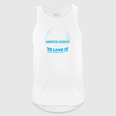 TALENTED computer - Men's Breathable Tank Top