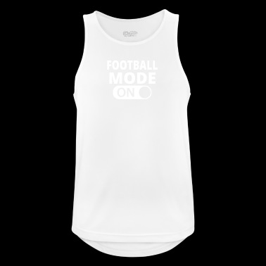 MODE ON FOOTBALL - Men's Breathable Tank Top