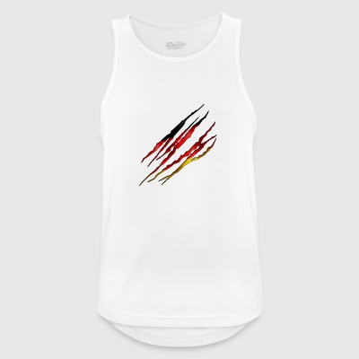 Germany Slit open 001 - Men's Breathable Tank Top