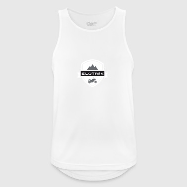 slotrek crest - Men's Breathable Tank Top