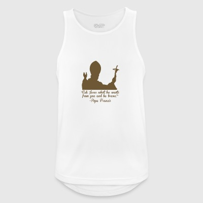 Pope - Men's Breathable Tank Top